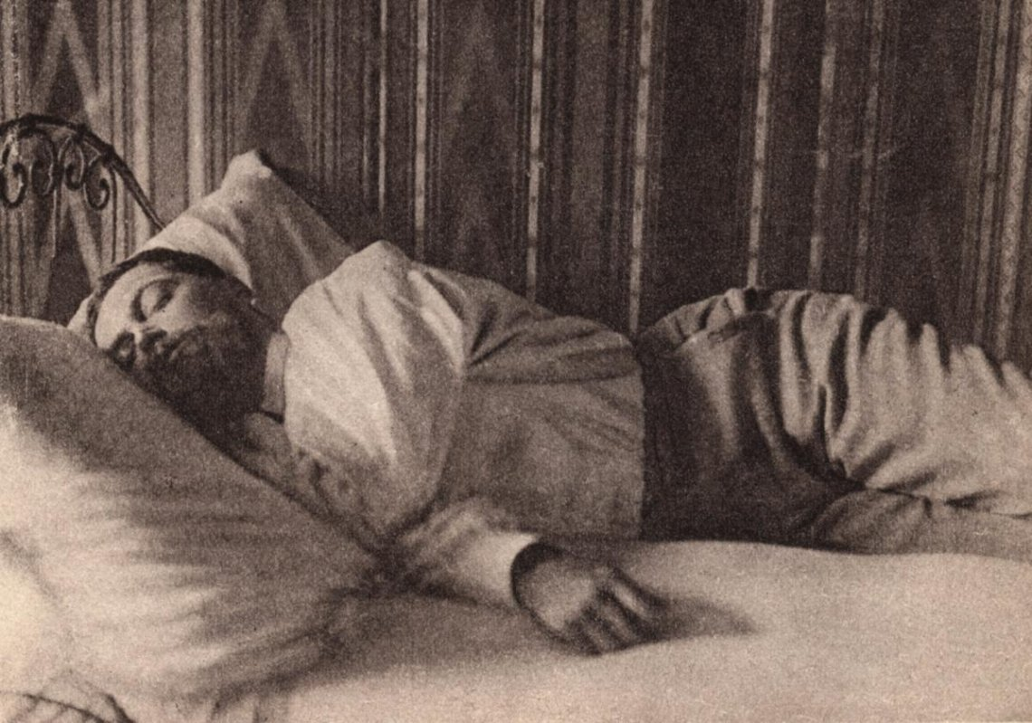Claude Debussy, c.1900. Photo: Pierre Louys. © Adoc/Corbis
