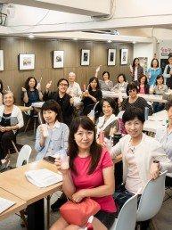 台北愛樂班音樂講座 -呼吸練習器製作課程